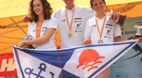 El Club Nàutic de Sitges arrasa en Campeonato de Cataluña de Patín Junior