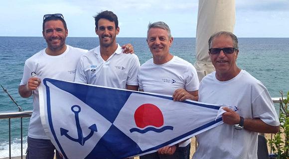 Oriol Mahiques guanya el 75é Campionat d'Espanya de Patí a Vela i completa el doblet amb l'Europeu guanyat a Bélgica aquest estiu