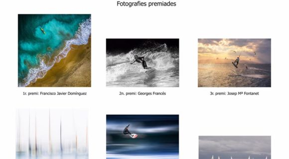 3er Concurs Fotogràfic del Club Nàutic de Sitges.