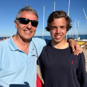 Josep Mª Robert, del nostre Club, Campió de Catalunya de Patí a Vela 2019
