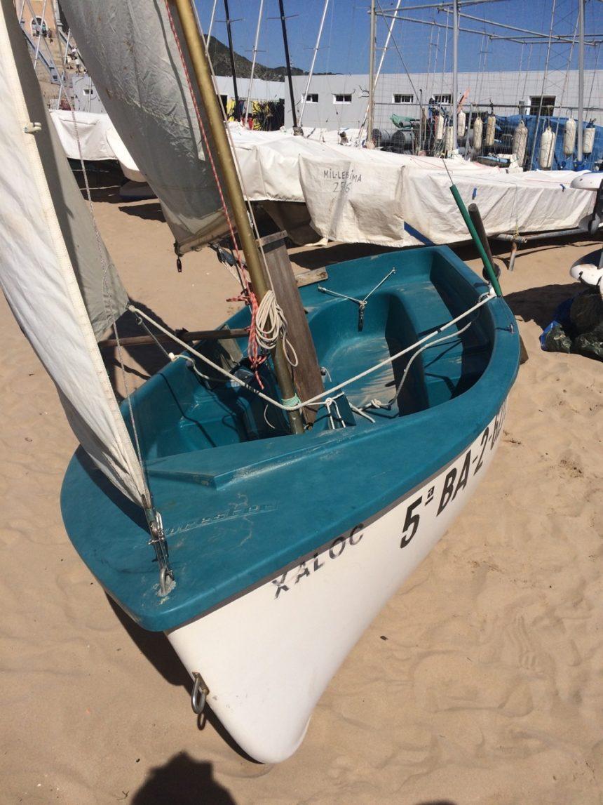 Barca vela XALOC – 800€