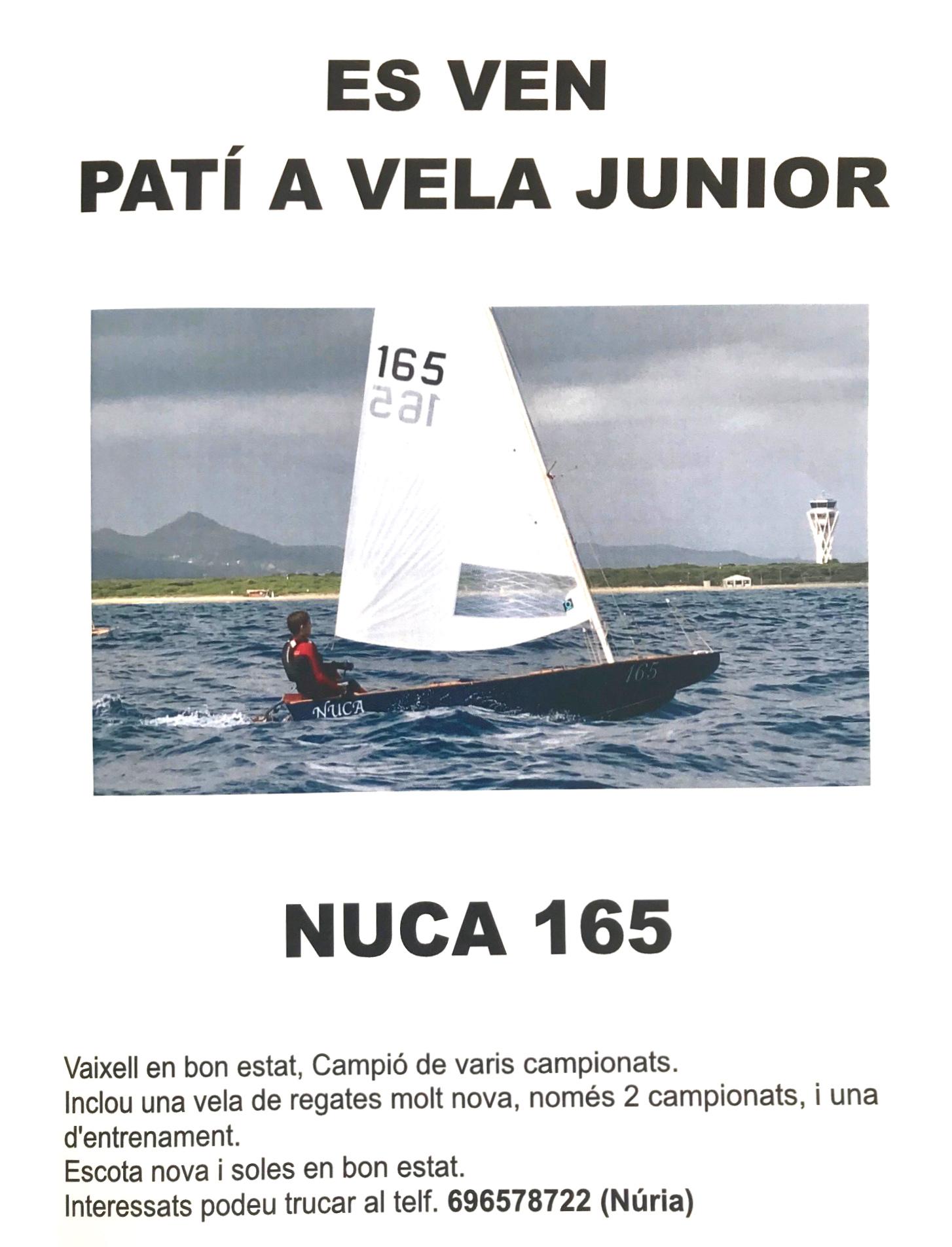 Patí Junior NUCA