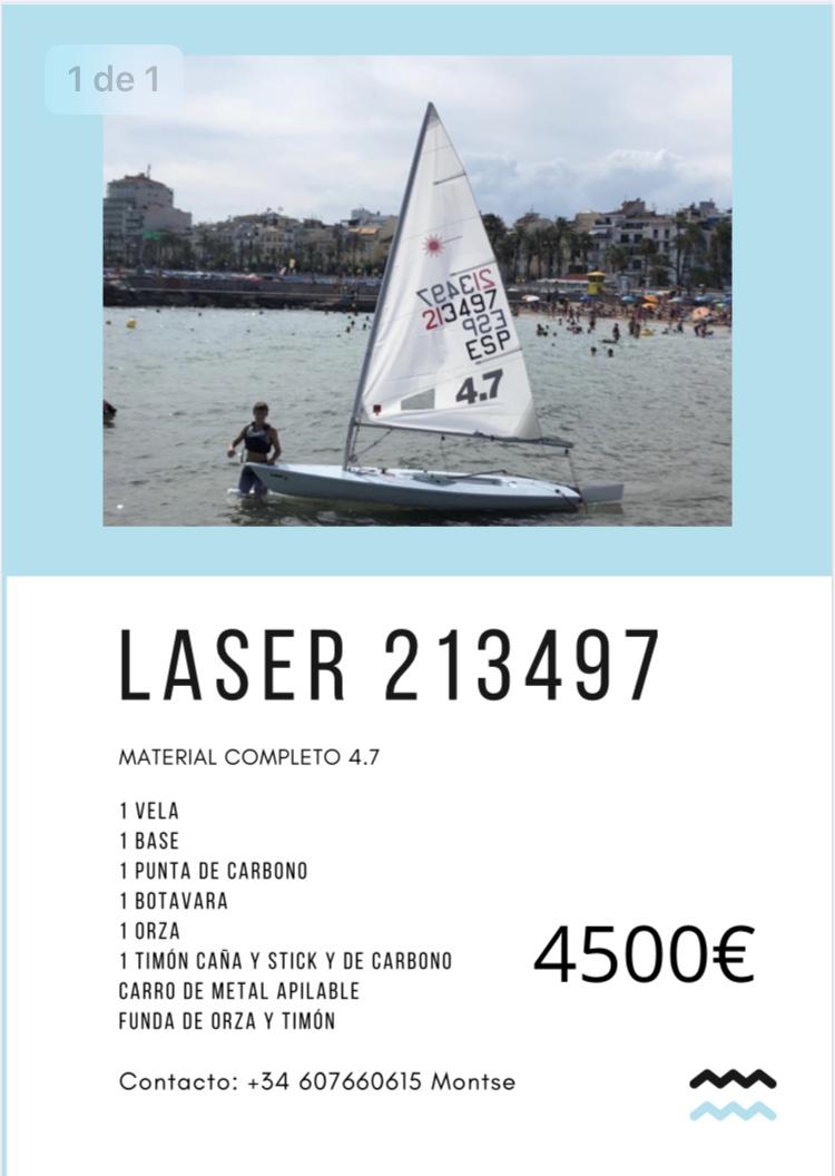 Laser – 4.500€