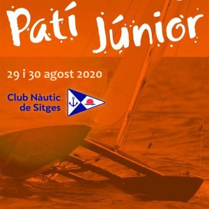 Trofeo Fiesta Mayor Patín Junior