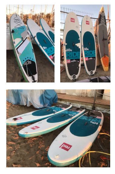 Paddles Surf del Club a la venda