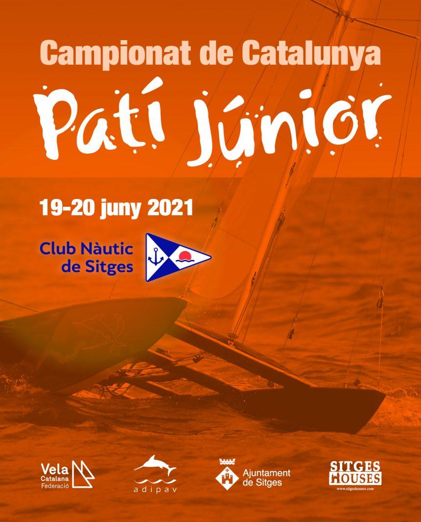 Campionat de Catalunya de Patí a Vela Junior 2021