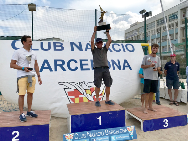 El nostre navegant Jordi Maré guanya la Copa Catalana de Patí Sénior 2021